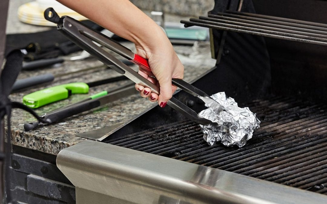Properly Cleaning Your Grill