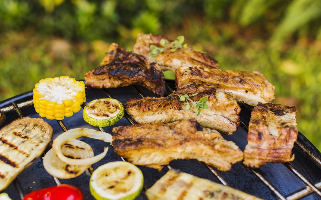 Make Grilling A Healthy Experience