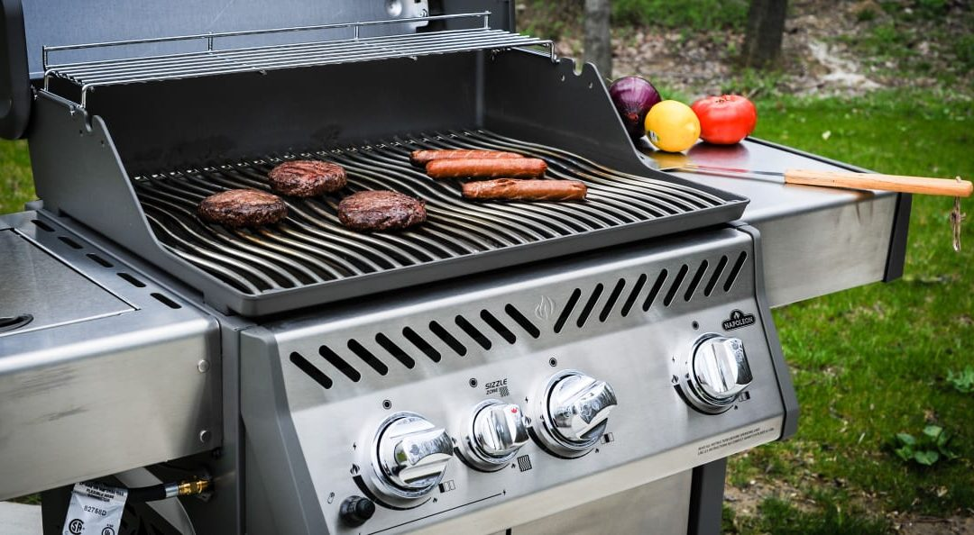 Gas Grills: Give Warm Parties To Your Friends And Families