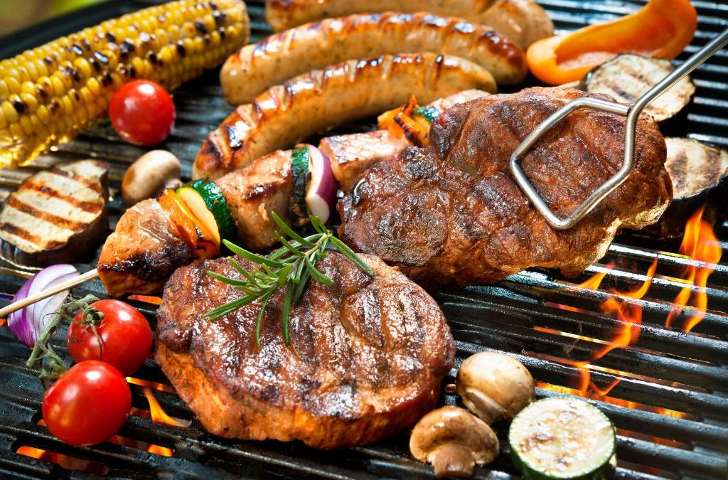 Recipe For A Successful Barbecue