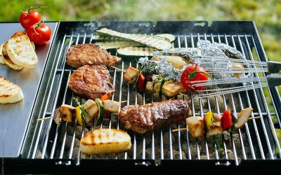 Add Elegance To Grilling