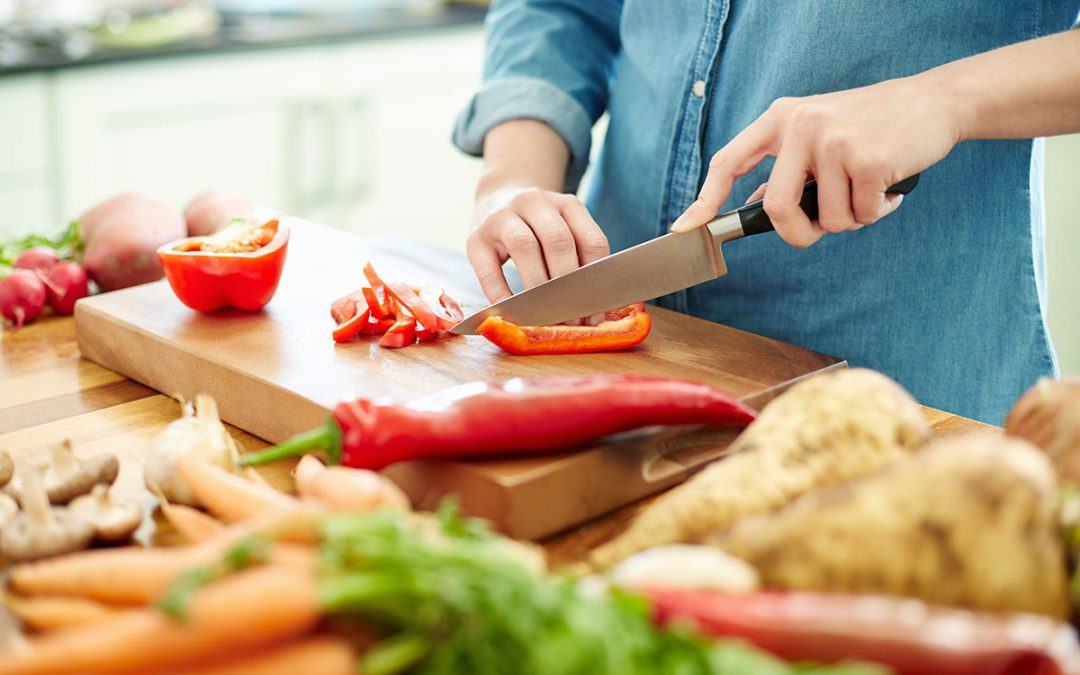 Healthy Cooking is a Must for Families